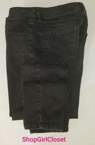 Refuge Skinny Jeans...black...Size 10